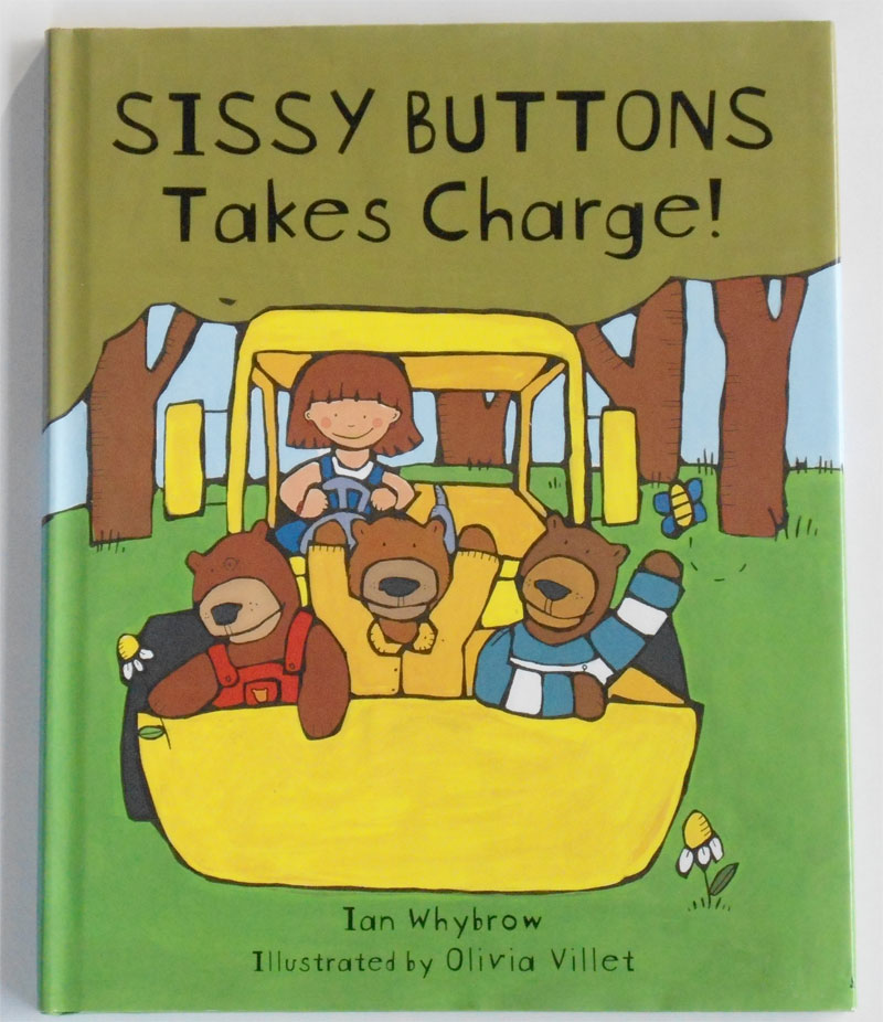 Sissy Buttons Takes Charge!