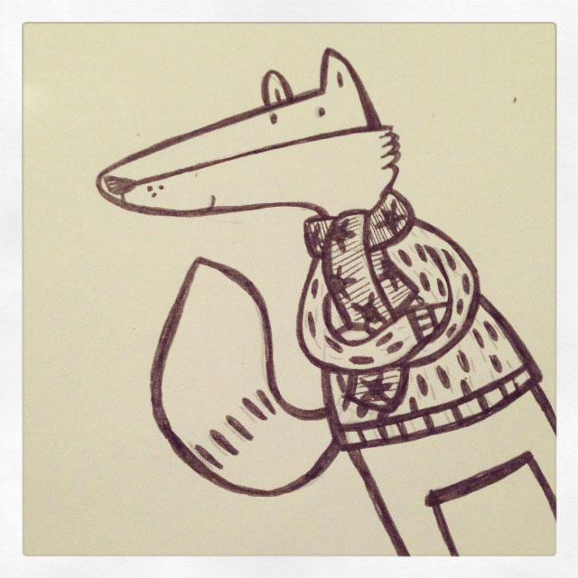 Olivia Villet fox