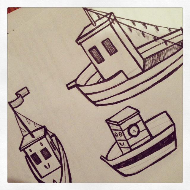 Olivia Villet boats